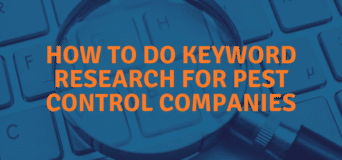 Pest Control Marketing Tips: How to Do Keyword Research